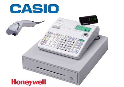 Casio Barcode scanning package