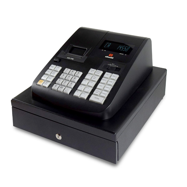 Olivetti ECR 7790 Cash Register