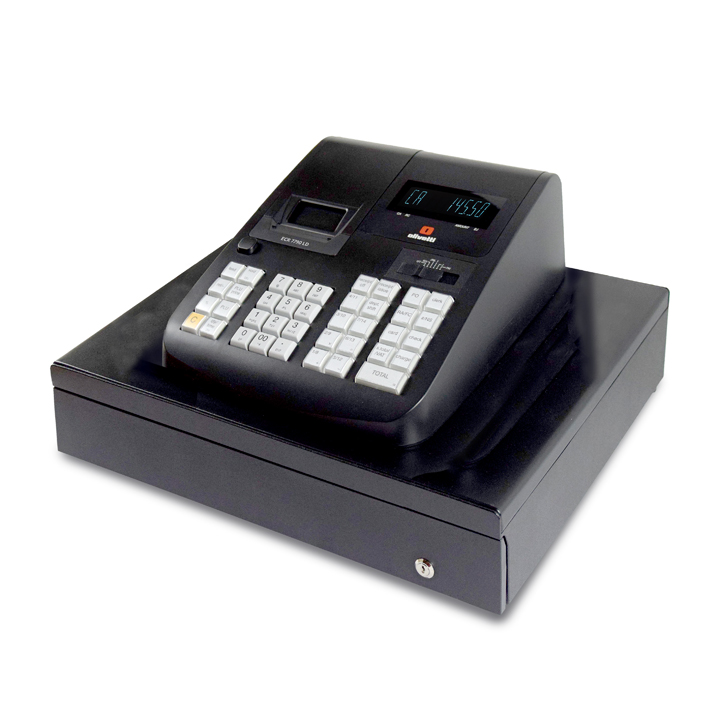 Olivetti ECR 7790 LD Cash Register
