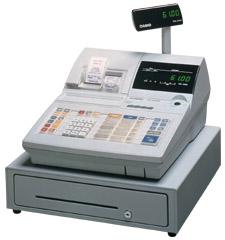 Casio ce 6100 cash register for Cash register keyboard template