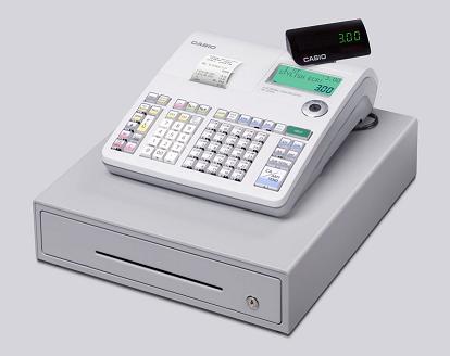 så billigt försäljning online nyanlända Casio SE-S300 Cash Register
