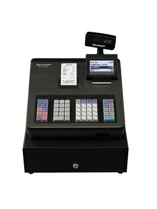 sharp xe a207b cash register. Black Bedroom Furniture Sets. Home Design Ideas
